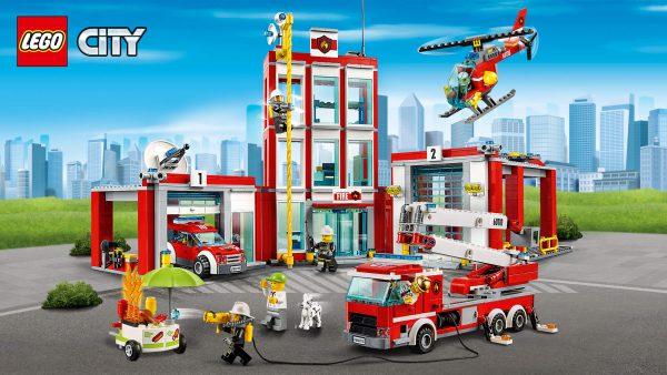 Lego City – градът в ръцете на детето