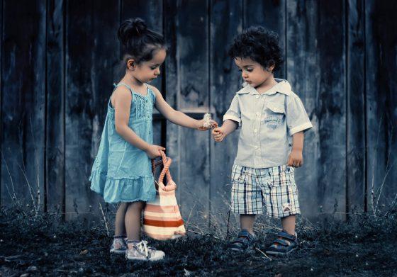 децата и възпитанието