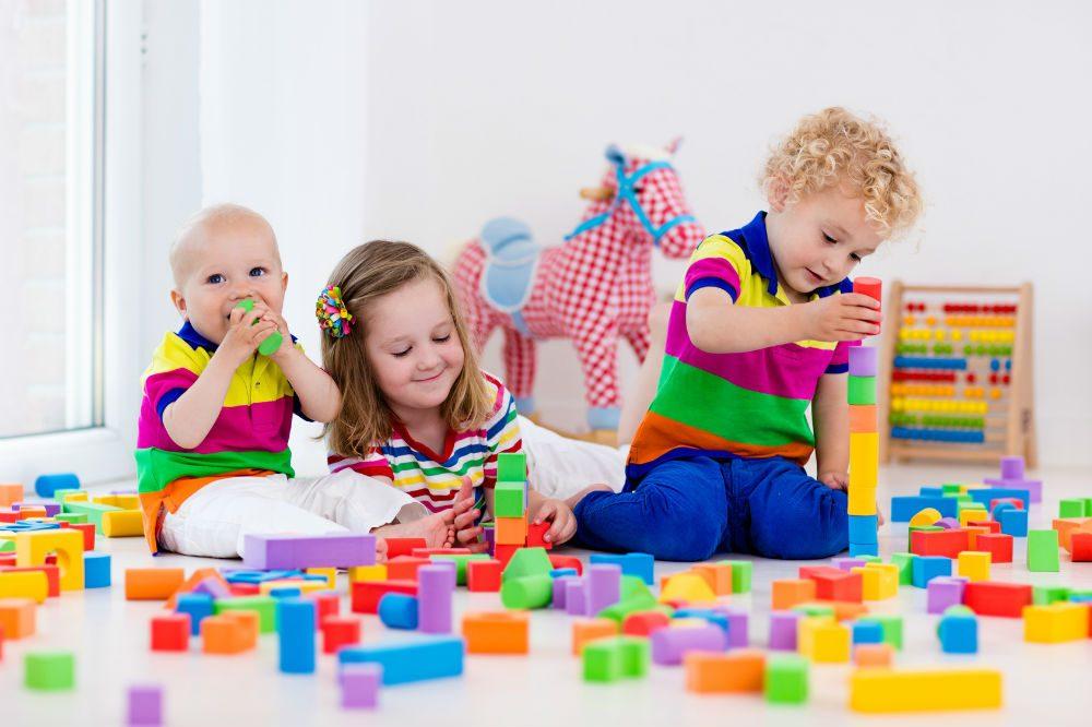 Ролята на образователните играчки в интелектуалното ...
