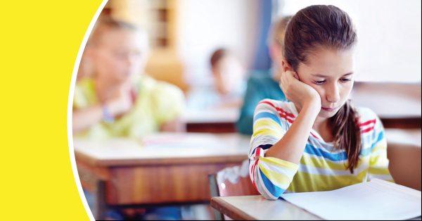 5 съвета как да помогнем на децата да не им е скучно в училище