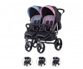 Бебешка количка за близнаци Chipolino Туикс, асортимент