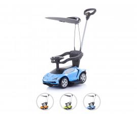 Кола за каране на деца с дръжка и сенник Chipolino Lamborghini, асортимент