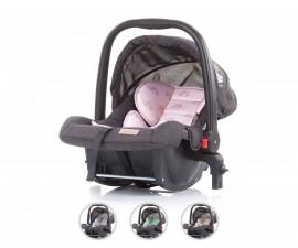 Бебешко столче за кола с адаптор до 13кг Chipolino Адора, асортимент 0+