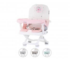 Повдигащо детско столче за хранене Chipolino Лолипоп, асортимент