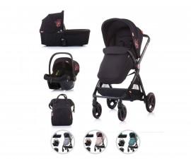 Комбинирана бебешка количка до 22кг Chipolino Елит 3в1, асортимент