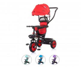Детска триколка с родителски контрол и със сенник Chipolino Пулс, асортимент