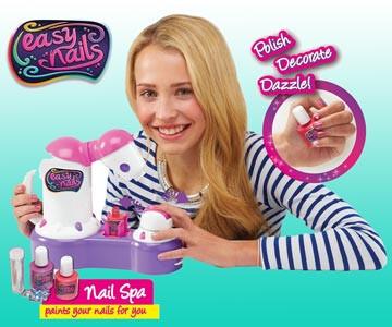Комплекти за детски гривни и маникюр