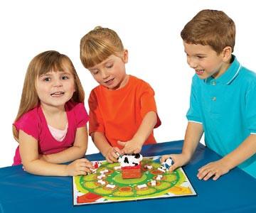 Настолни детски игри