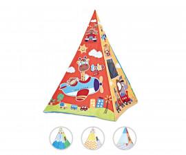Постелка за бебета и деца, активна гимнастика/палатка Chipolino Toys, асортимент PGRCA02104JO