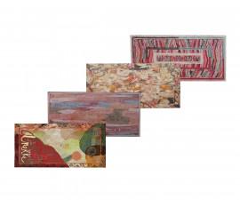 Стилен шал за момичета Anekke, 180 x 75 см., асортимент