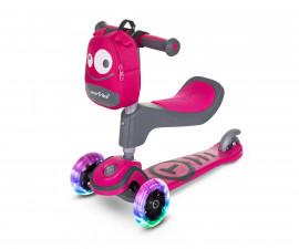 Скутер скутер smarTrike Т1, розов 2020200