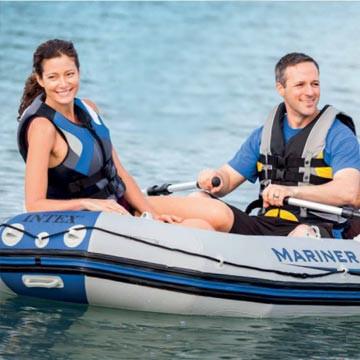 Надуваеми лодки Intex