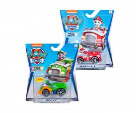 Играчка за деца Пес Патрул - Метални коли, асортимент Spin Master 6053257