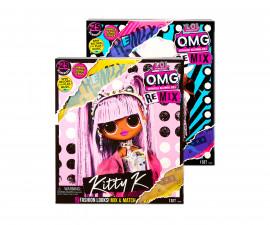 Музикална кукла изненада L.O.L Dolls OMG Remix, асортимент 567226