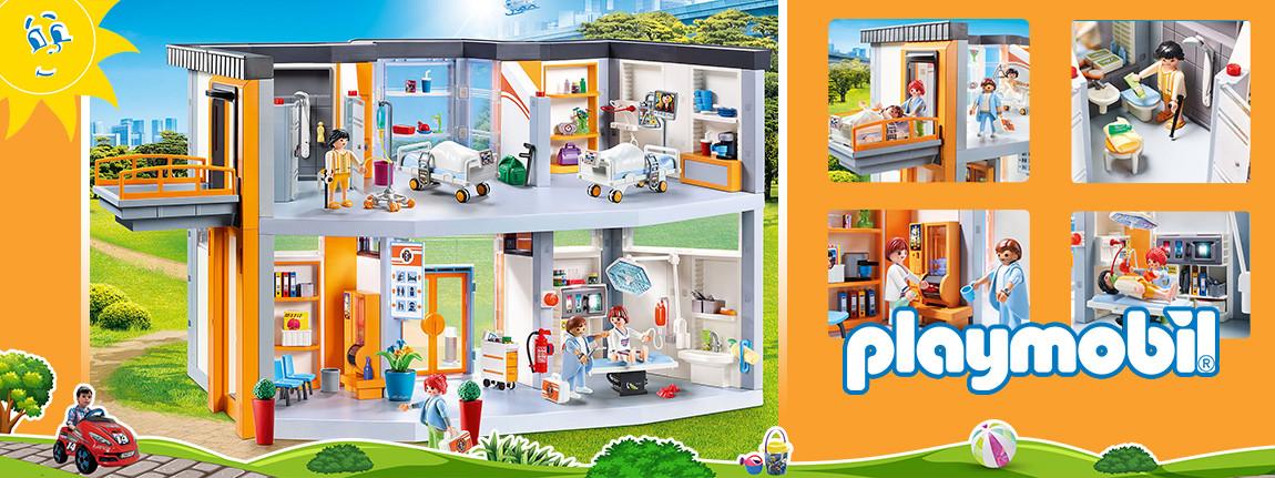 Playmobil фигурки