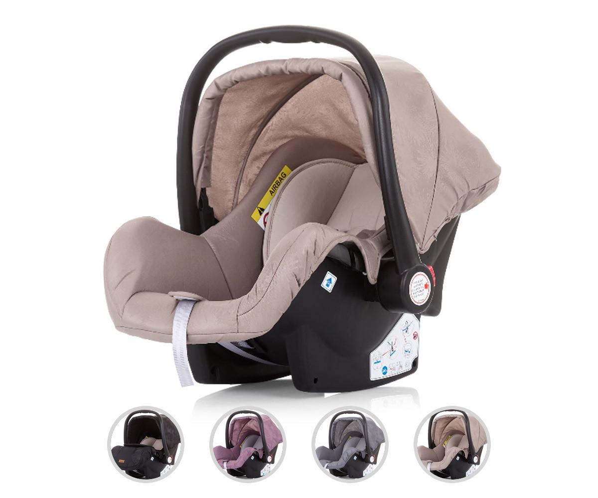 Бебешко столче/кошница за кола с адаптори Chipolino Havana