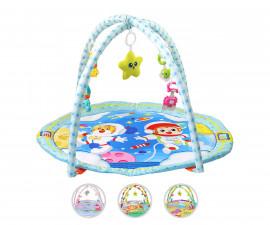 Постелка за бебета и деца, активна гимнастика Chipolino Toys, асортимент PGS02104SPM