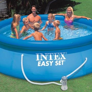 Надуваеми басейни Intex