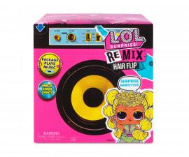 Музикална кукла изненада за прически L.O.L Dolls Remix 566984