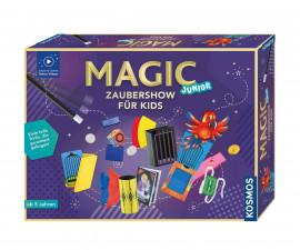 Детски комплект за фокуси Магическо шоу за деца Thames&Kosmos