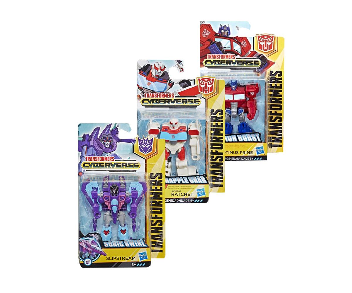 Детска играчка Transformers - Киберсвят, фигура асортимент