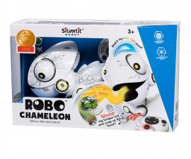 Детска играчка с дистанционно управление - Силвърлит - Робо-Хамелеон