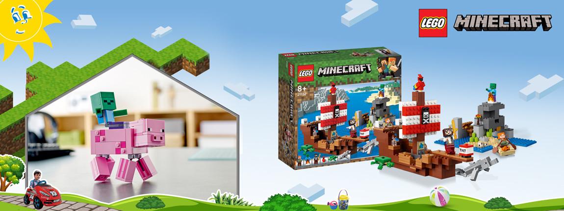 Детски играчки LEGO® Minecraft