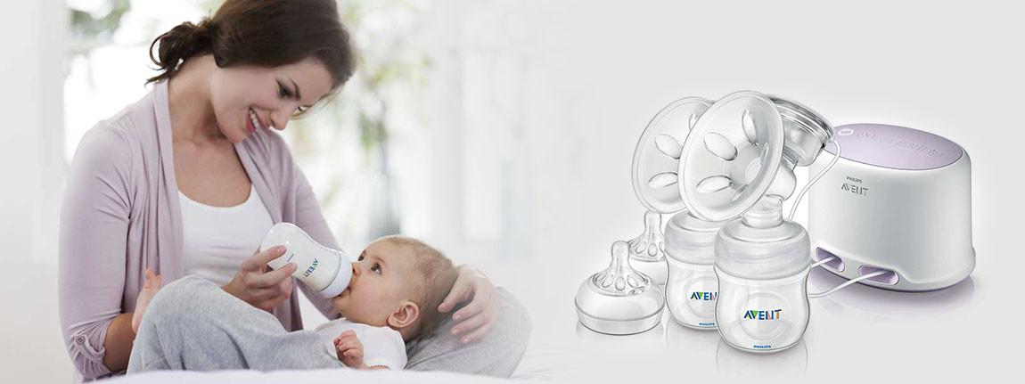 Продукти за мама и бебе Philips Avent