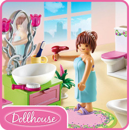 Playmobil фигурки Dollhause