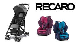 Бебешки столчета за кола Recaro