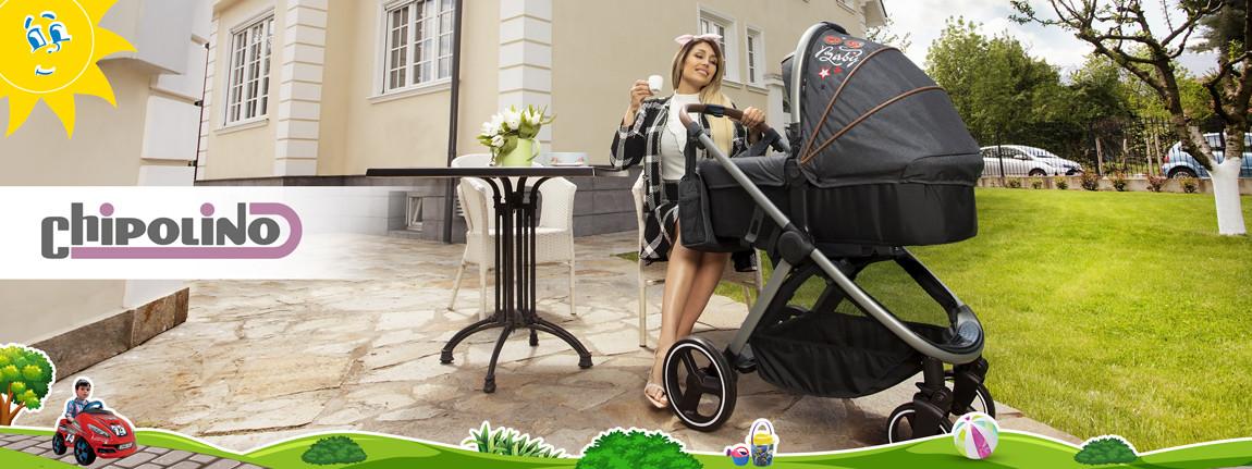 Бебешка количка Chipolino