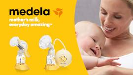 Бебешки принадлежности Медела