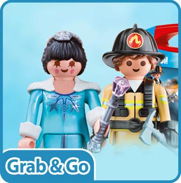 Плеймобил фигурки Grab&Go