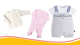 Бебешко и детско облекло