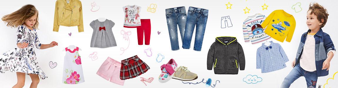 65beecdd01b -50% на детски дрехи Mayoral, 3Pommes, Birba/Trybeyond, Z и Bebetto | КОМСЕД