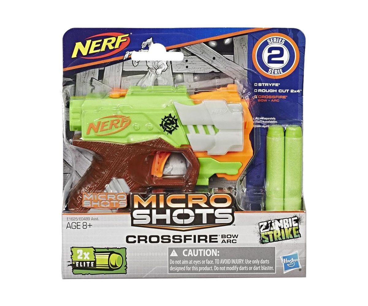 Детски пистолет Микрошот Hasbro Nerf E0489