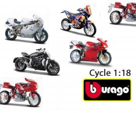Колекционерски модели Bburago Cycle 1:18 18-51030