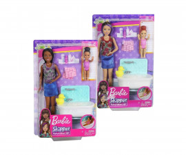 Модни кукли Barbie Barbie FHY97
