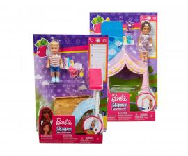 Модна кукла Барби - Детегледачка с аксесоари, асортимент