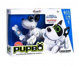 Детска играчка с дистанционно управление - Силвърлит - Робот Кученце