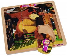 Дървени играчки Simba-Dickie Eichhorn 109304079