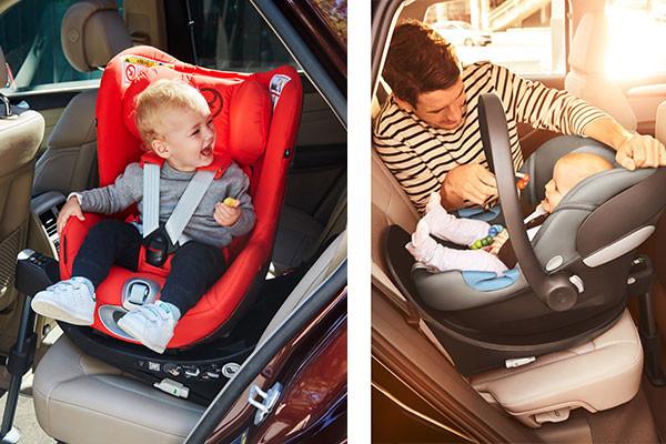 Вашето най-добро ръководство за столчета за кола