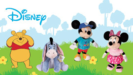 Плюшени играчки Disney
