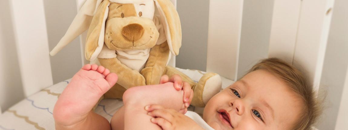 Life Style за успокояващата бебето плюшена играчка Doodoo