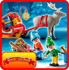 Playmobil фигурки Advent calendar