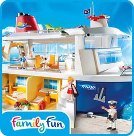 Плеймобил фигурки Family Fun
