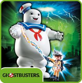Плеймобил фигурки Ghostbusters