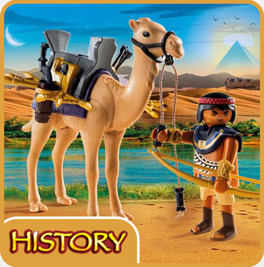Плеймобил фигурки History