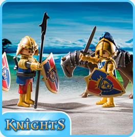 Плеймобил фигурки Knights