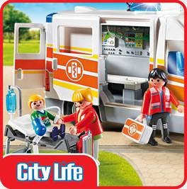 Playmobil фигурки City Life